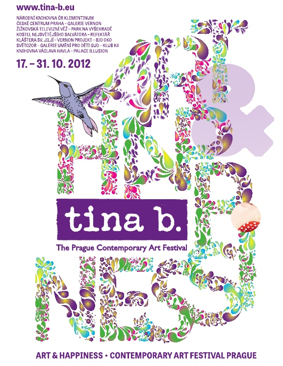 "Festival TINA B 2012: Praha zavítá ""šťastné"" umění (CZ, IT)"