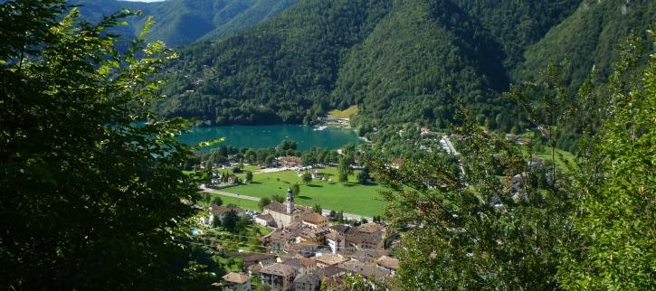Boemia - Valle di Ledro 1915 – 1919. Storia di un esodo e di un'amicizia (IT, EN)
