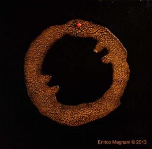 ENRICO MAGNANI - OUROBOROS III - 2013