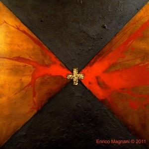 ENRICO MAGNANI - YIN-YANG II-2011