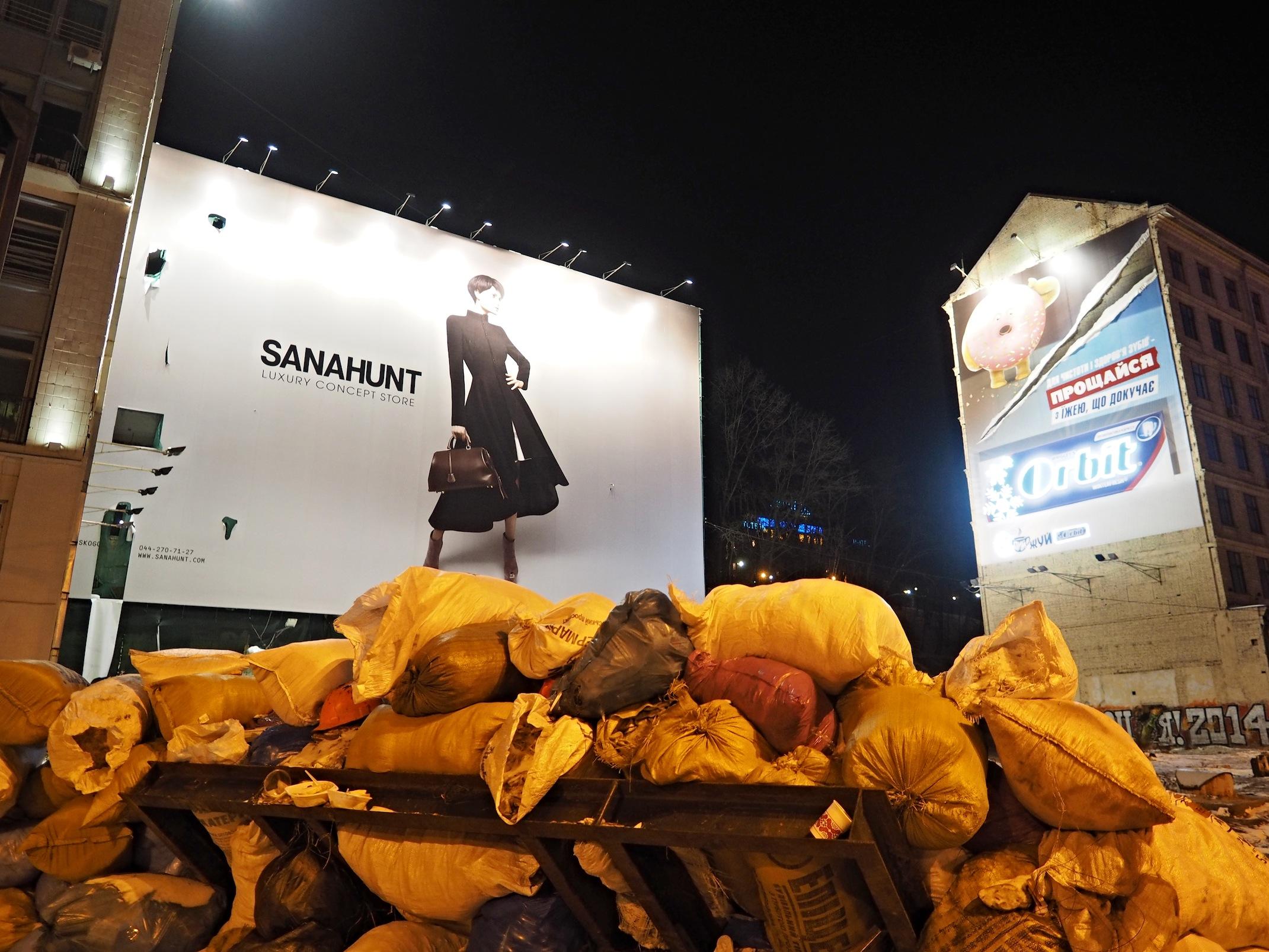 """""""Il mondo sta guardando..."""" - una testimonianza dalle strade del Majdan attraverso il reportage del fotografo Eugen Kukla"""
