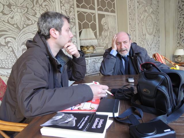 """""""Con le ideologie abbiamo buttato via anche le idee"""" Intervista al prof. Umberto Galimberti"""
