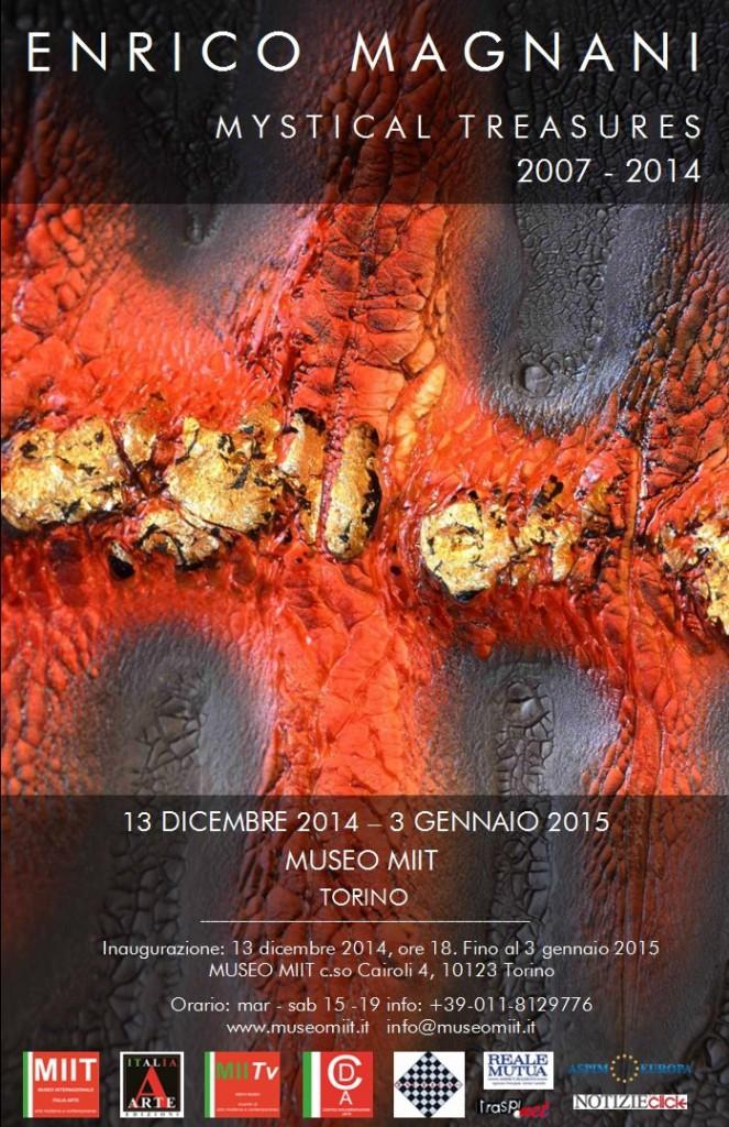Enrico Magnani MIIT Museum 2014