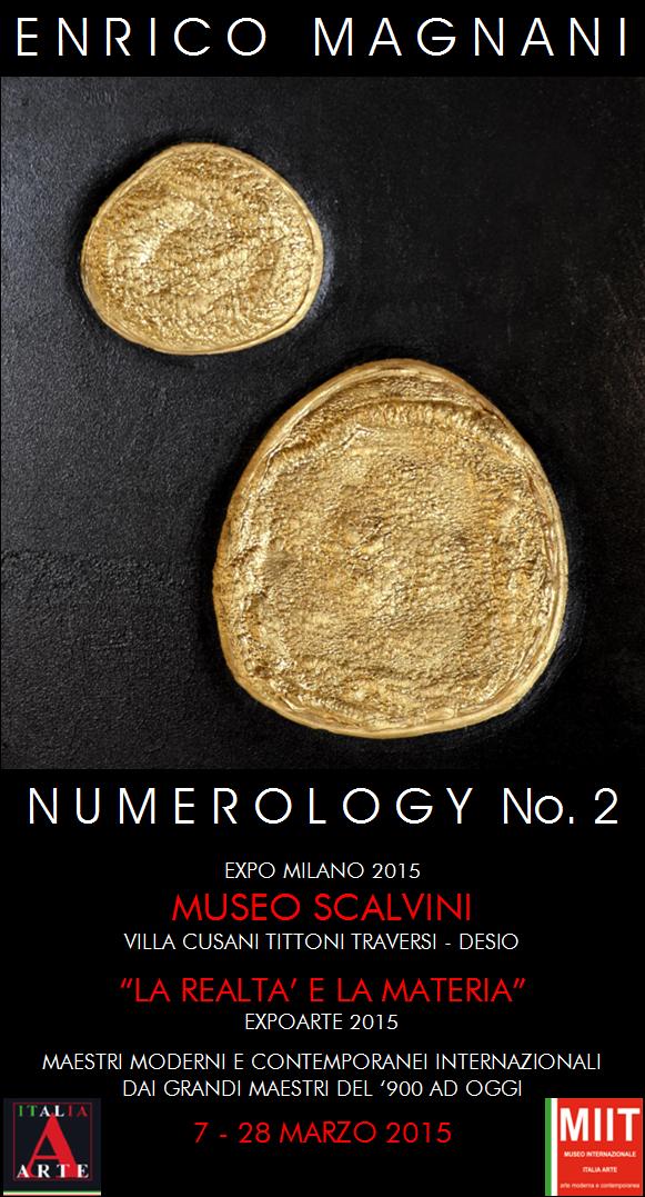 Numerology no 2 di enrico magnani caf boheme - I grandi maestri del design ...