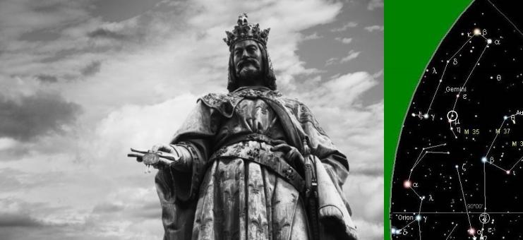 Il disegno astrologico della nuova Praga di Carlo IV. Astronomia e astrologia alla corte dell'Imperatore. Di Nicola Iannelli