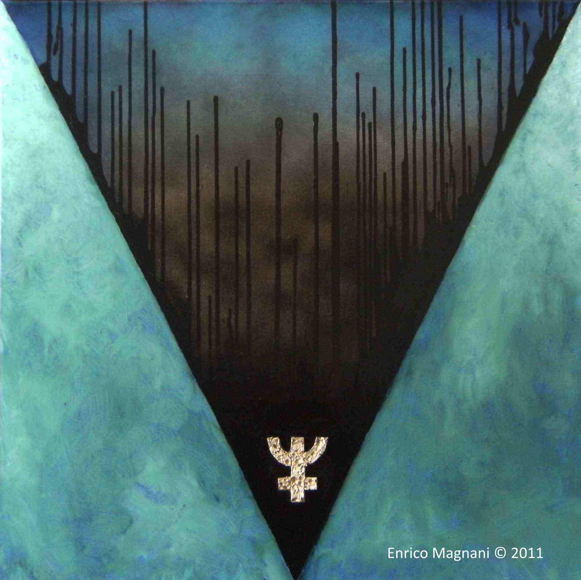 Enrico Magnani e la ricerca dell'Arte Oggettiva