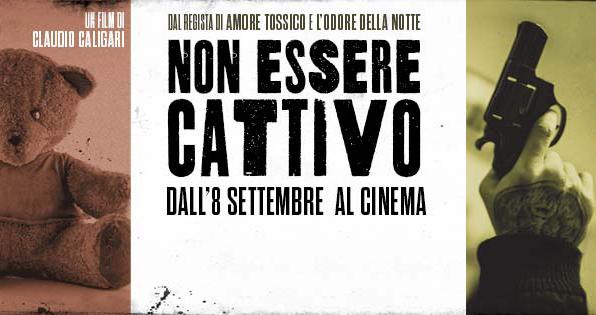 """Quattro chiacchiere con Alessandro Borghi, attore di """"Non essere cattivo""""."""