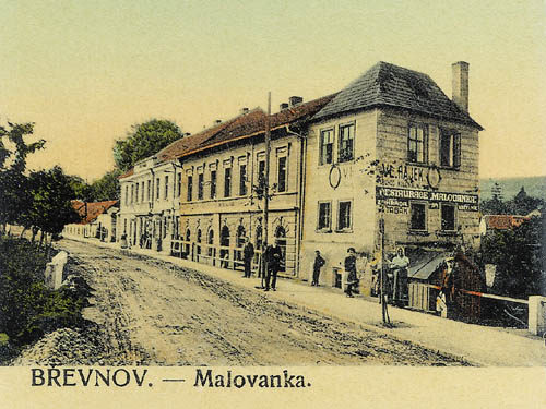Alla scoperta di Praga. Břevnov, il villaggio che domina su Hradčany