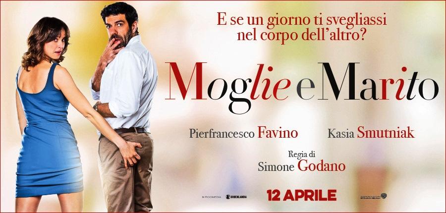 """Intervista a Simone Godano, regista di """"Moglie e marito""""."""