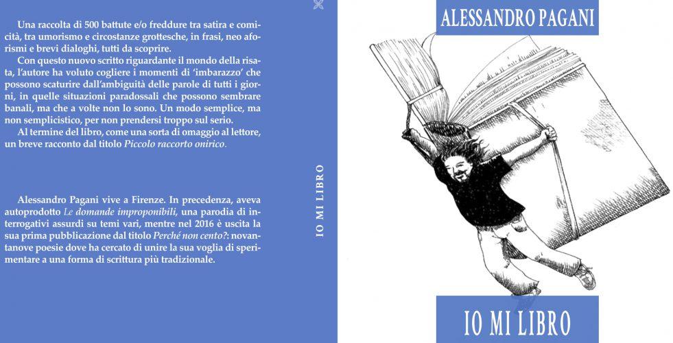 """Io mi libro"". Alessandro Pagani"