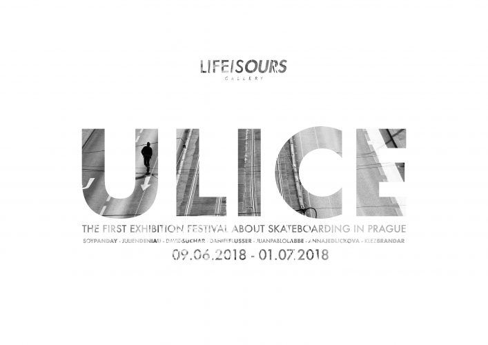 Life Is Ours - Gallery. An independent art gallery in the heart of Žižkov