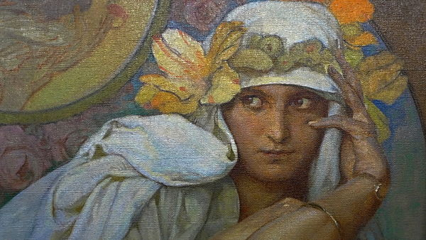 Tra pennello e compasso. Alfons Mucha, artista e massone.