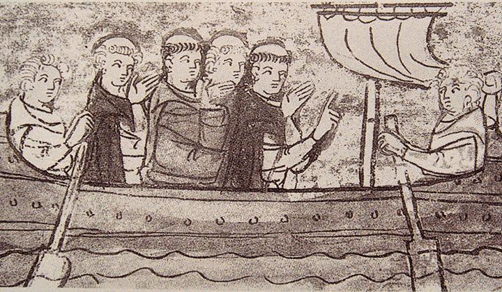 Alle radici della cultura mitteleuropea:  Odorico da Pordenone a Praga e Marco d'Aviano a Vienna.